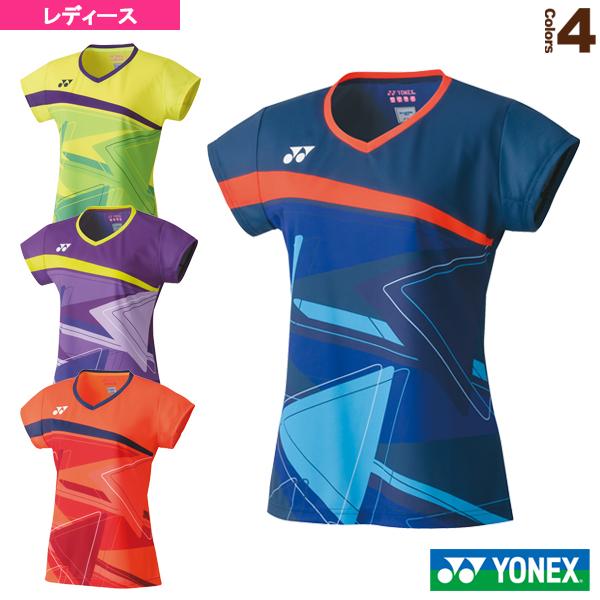 ヨネックス テニス バドミントン ウェア スリムタイプ レディース 期間限定 ゲームシャツ 40%OFFの激安セール 20521