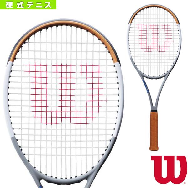 [ウィルソン テニス ラケット]BLADE 98 16×19 V7.0 RG/ローランギャロスコレクション(WR045411)