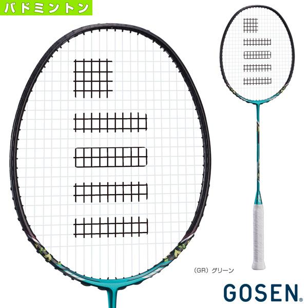 [ゴーセン バドミントン ラケット]2020年02月下旬【予約】GUNGNIR 08S/グングニル 08S(BGG08S)