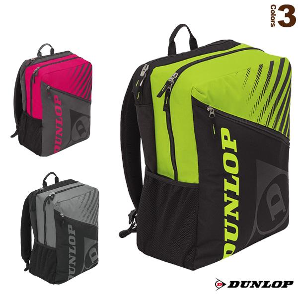 ダンロップ テニス バッグ 予約 DTC-2032 ラケット2本収納可 定番 バックパック