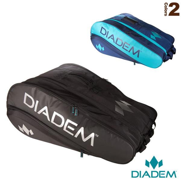 [ダイアデム テニス バッグ]DIADEM TOUR 12-PACK BAG/ツアーバッグ/ラケット12本収納可(B-12)