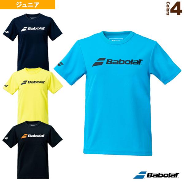 [バボラ テニス ジュニアグッズ]CLUB SHORT SLEEVE SHIRT JR/半袖プラクティスシャツ/ジュニア(BJP1540C)