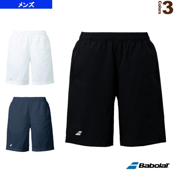 エントリーでポイント5倍 バボラ 豪華な テニス バドミントン ウェア メンズ ユニ BUP1460C お求めやすく価格改定 PANTS ゲームパンツ CLUB SHORT