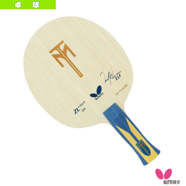 [バタフライ 卓球 ラケット]ティモボル・ZLF/アナトミック(35842)