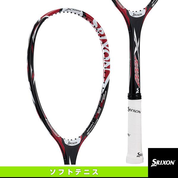 [スリクソン ソフトテニス ラケット]SRIXON X 1000/スリクソン X 1000(SR11406)