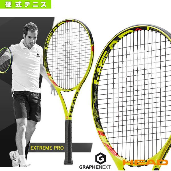 [ヘッド テニス ラケット]Graphene XT Extreme PRO/グラフィンXT エクストリーム プロ(230715)硬式テニスラケット硬式ラケット