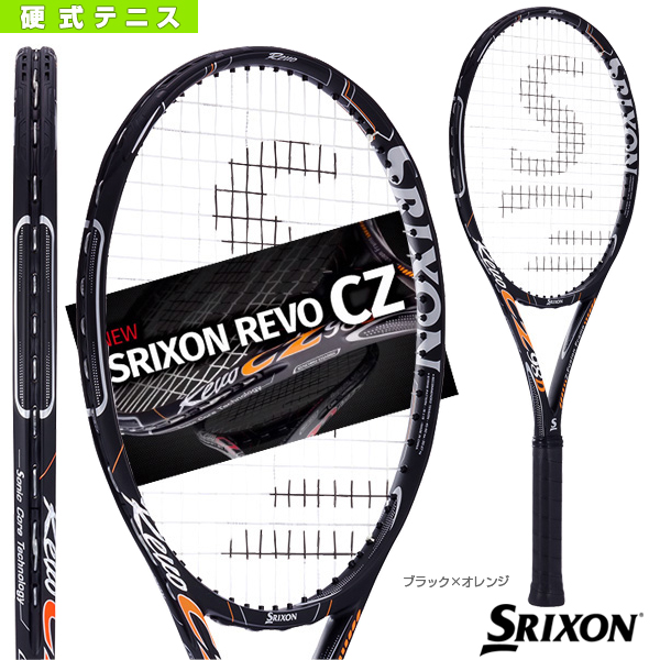 [スリクソン テニス ラケット]SRIXON REVO CZ 98D/スリクソン レヴォ CZ 98D(SR21511)