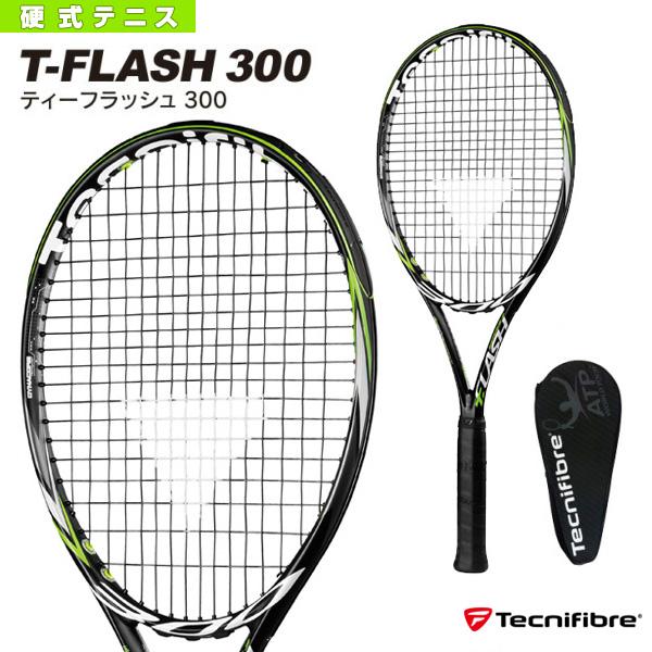 [テクニファイバー テニス ラケット]ティーフラッシュ 300/T-FLASH 300(BRTF81)硬式テニスラケット硬式ラケット