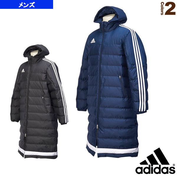 326e8b215 [Adidas soccer wear (men's / uni-)] ace /ACE TIRO15 long down coat / men  (ABR09)