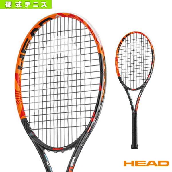 [ヘッド テニス ラケット]RADICAL MP A/ラジカル・エムピーエー(230226)
