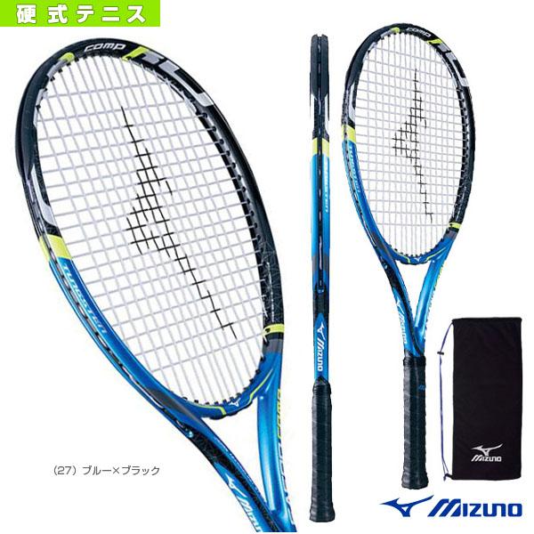 [ミズノ テニス ラケット]Fエアロ コンプ/F-AERO COMP(63JTH600)