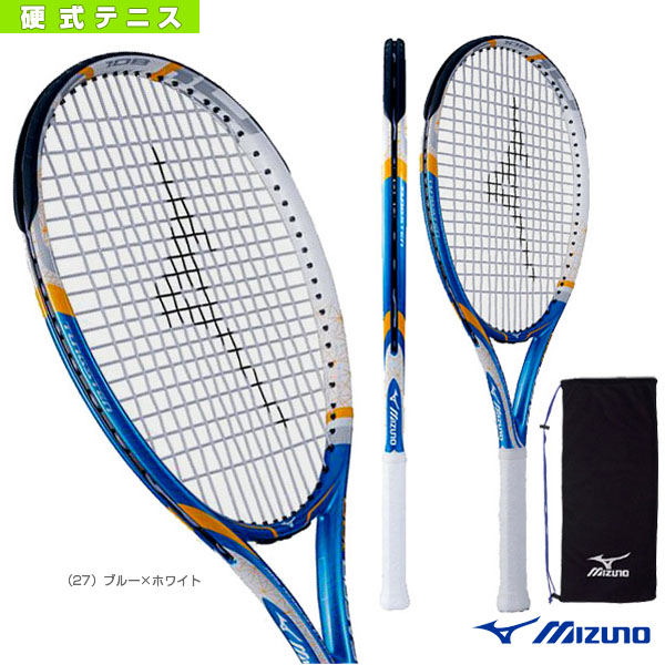[ミズノ テニス ラケット]Fエアロ 108/F-AERO 108(63JTH605)硬式ラケット硬式テニスラケット