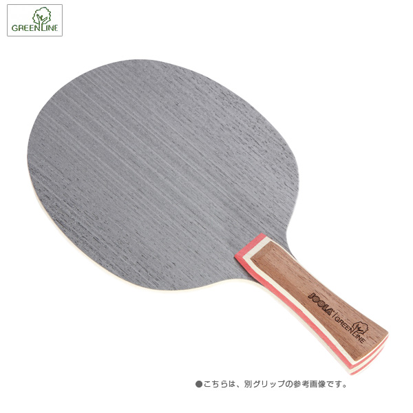 Yola /JOOLA table tennis racket (Chinese-style pen) EULA green line fast and Chinese penholder (61292)