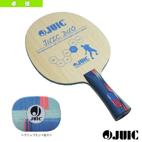 [ジュウイック 卓球 ラケット]デュオ/DUO/フレア(2311B)