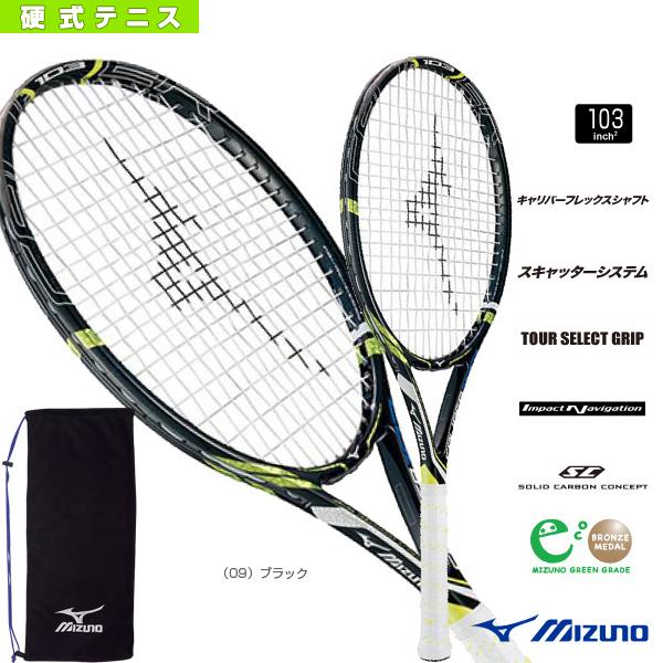 【最安値に挑戦】 [ミズノ テニス ラケット]CALIBER 103/キャリバー 103(63JTH53209), venus garden d371c701