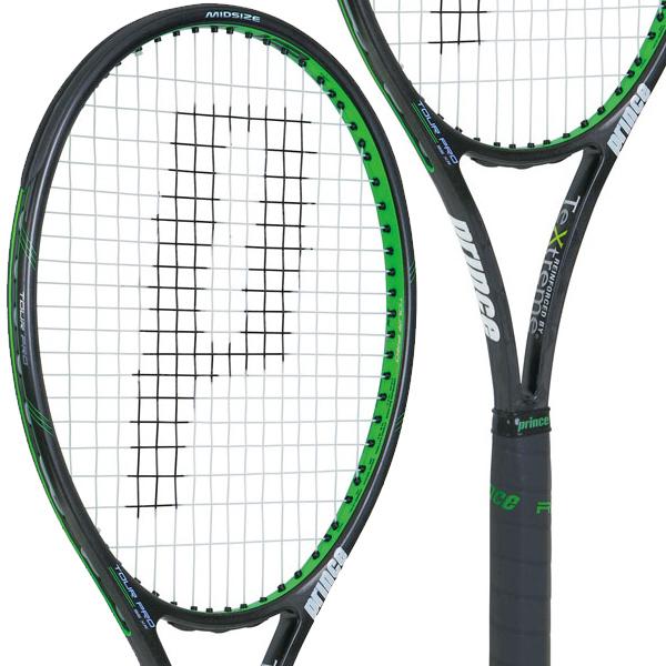 楽天市場】[プリンス テニス ラケット]TOUR PRO 95XR/ツアープロ 95XR ...
