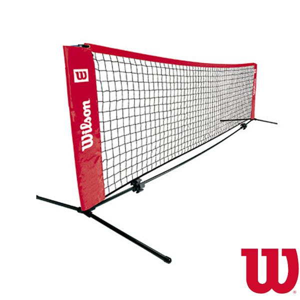[ウィルソン テニス ジュニアグッズ]STARTER TENNIS NET 5.5m/スターター・テニス・ネット(WRZ2590)子供用コート用品