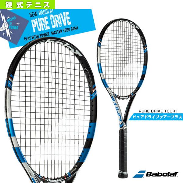[バボラ テニス ラケット]PURE DRIVE TOUR+/ピュアドライブツアープラス(BF101233)