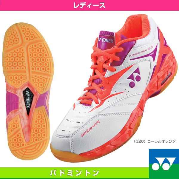 Power cushion SC5 ladies /POWER CUSHION SC5 LADIES-SHB-SC5L [badminton shoes Yonex /YONEX]