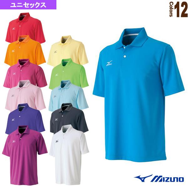 ミズノ テニス バドミントン 交換無料 安全 ウェア メンズ ポロシャツ ユニ A75HM130 バドミントンウェア男性用 ユニセックス