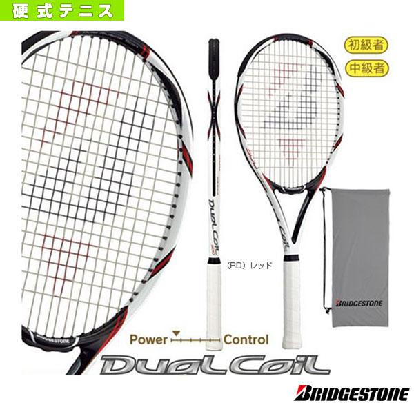 【使い勝手の良い】 [ブリヂストン テニス ラケット]デュアルコイル 300/DUAL COIL 300/DUAL テニス COIL 300(BRAD51)硬式, ヨシムラ:86363467 --- clftranspo.dominiotemporario.com