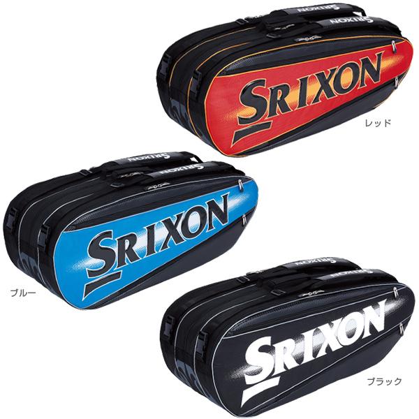 Srixon /SRIXON 網球球拍袋 pro 產品線 / 球拍袋 / 托架 12 瓶存儲-友好 (SPC 2581)