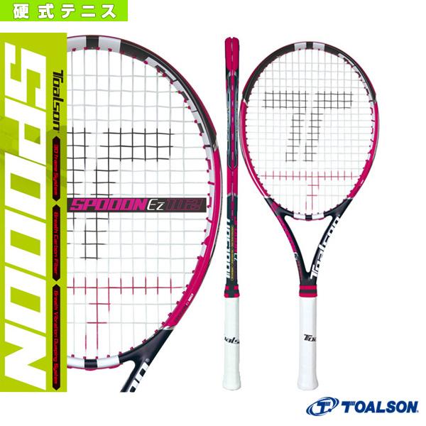 [トアルソン テニス ラケット]スプーンイージー102/SPOOON Ez 102(1DR8060)硬式テニスラケット硬式ラケット