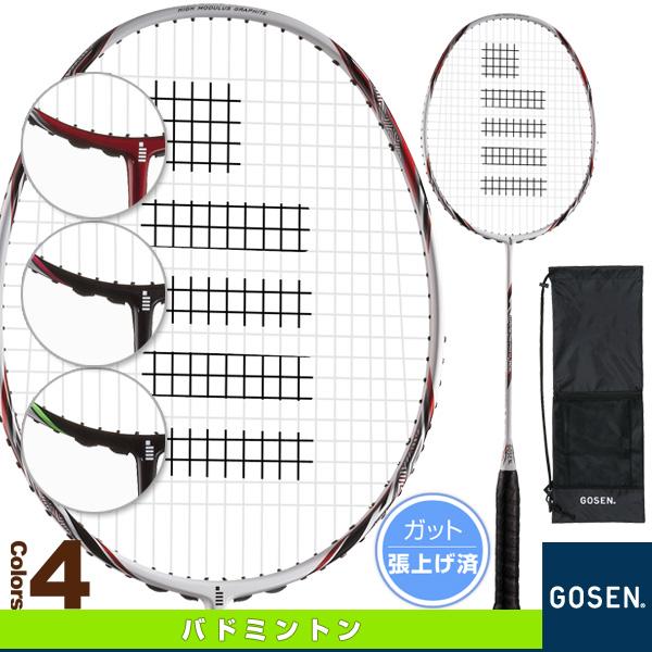 [作家羽毛球拍] 抓能源 110 L/GRAENERGY 110 L / 内饰 (BGE11) 的对角线上。