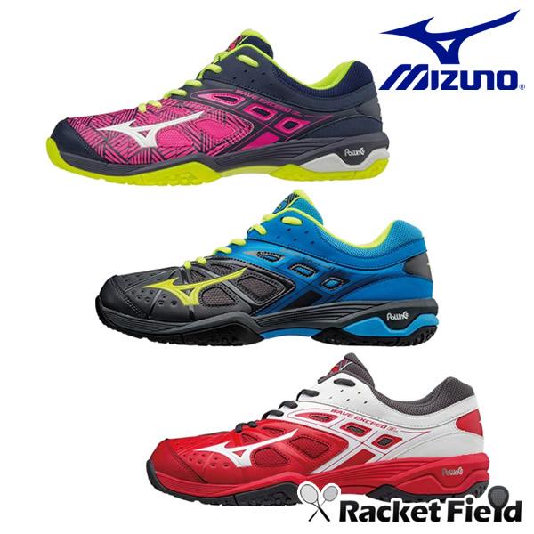 online retailer 5cd1b e34b9 Tennis shoes Mizuno Mizuno テニスシューズウエーブエクシード 2 OC WAVE EXCEED EL 2OC  (61GB171701, 61GB171727, 61GB171762) sand-containing artificial turf ...