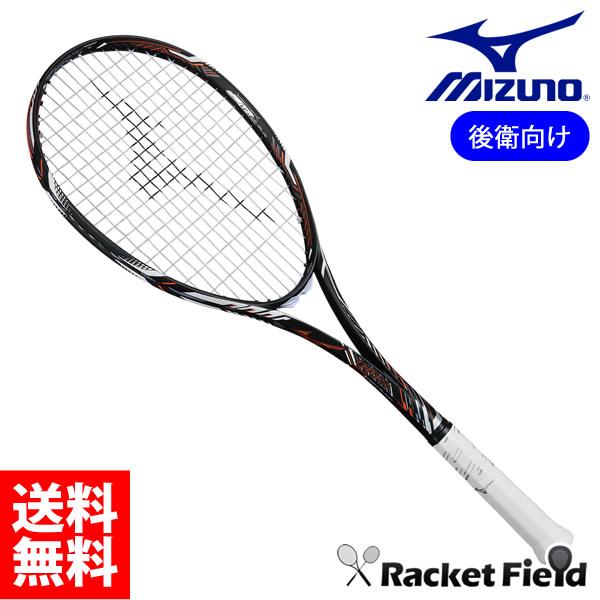 ミズノ ソフトテニスラケット ディオスプロアール(63JTN861)DIOS PRO-R 後衛モデル ガット代・張り代・送料無料 最新モデル MIZUNO 2018SS ソフトテニス ラケット 後衛