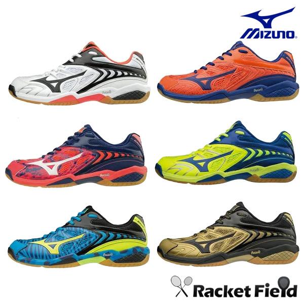 a55a6ae1d10c (MIZUNO) Mizuno badminton shoes Web Fang SS 71GA1510 WAVE FANG SS ...