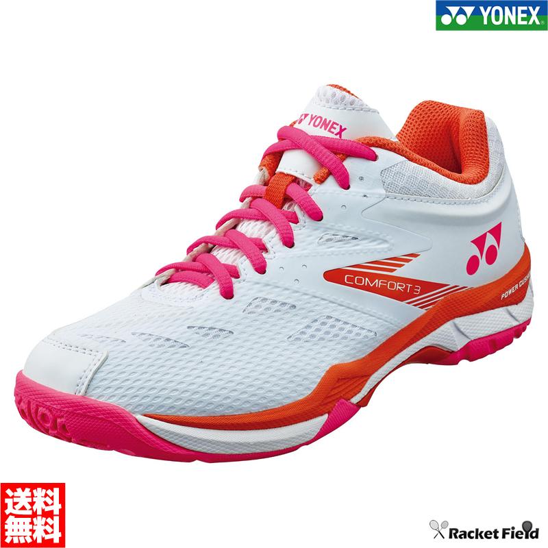 レディース ヨネックス 祝日 バドミントンシューズ バドミントン シューズ YONEX 激安 badminton パワークッションコンフォート3ウィメン ローカット ladies SHBCF3L shoes