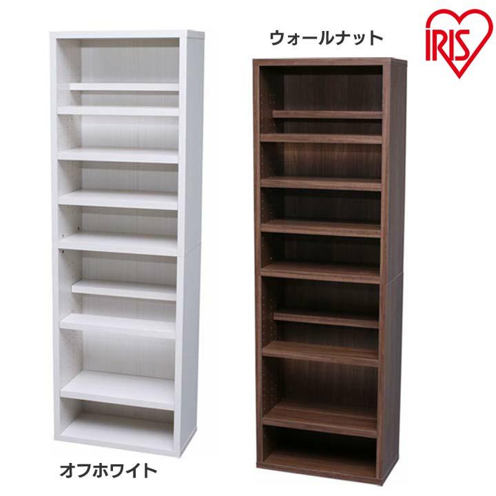 ブックシェルフ BKSW-1860 全2色 アイリスオーヤマ送料無料 本棚 シェルフ 棚 ラック 収納