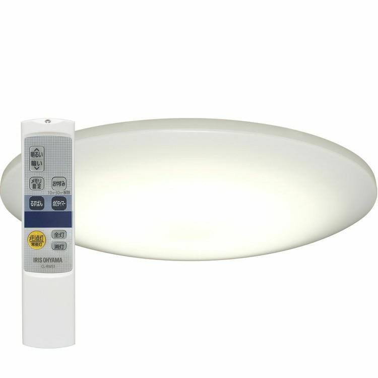 LEDシーリングライト 8畳調光 スマートスピーカー対応フラットタイプCL8D-6.0HAIT[cpir][iriscoupon]