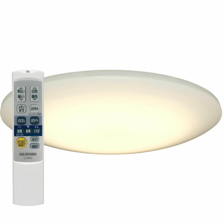 LEDシーリングライト 8畳調色 スマートスピーカー対応フラットタイプCL8DL-6.0HAIT[cpir][iris60th]