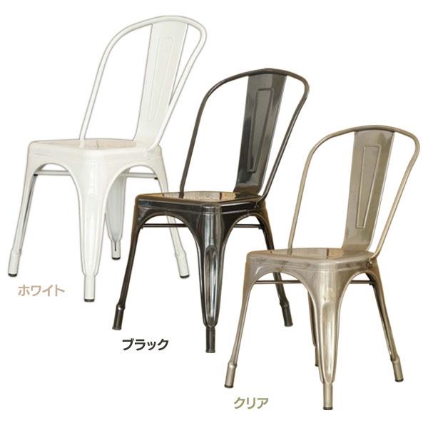 【TD】1234 チェア 9060850・9060851・9060855 ホワイト・ブラック・クリア【チェアー ダイニングチェア スタッキング 椅子 イス】【代引不可】【ガルト】【取寄せ品】