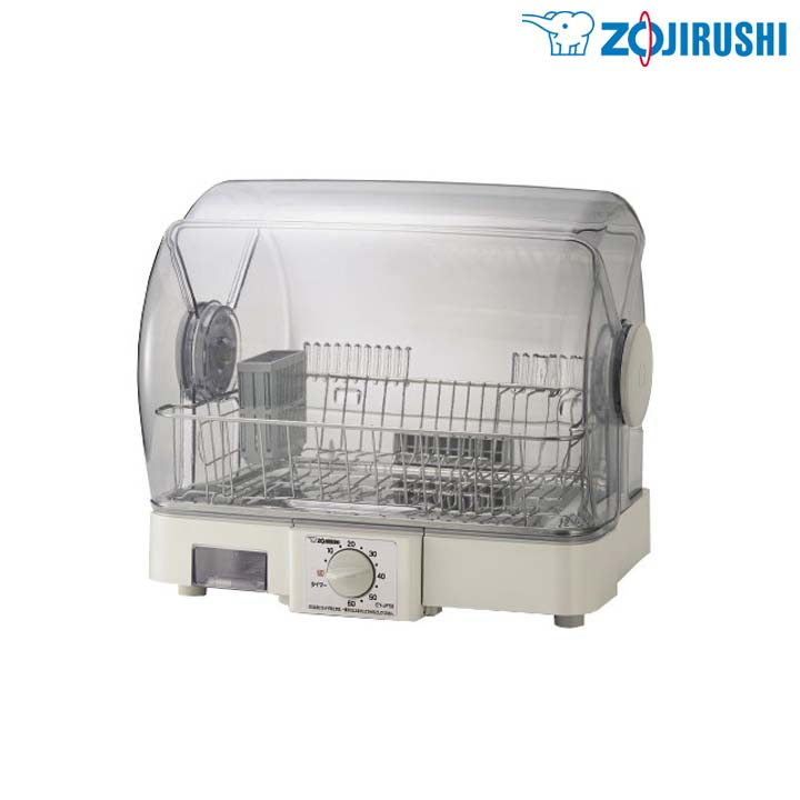 【送料無料】【乾燥機 食器】食器乾燥器【皿 家事】ZOJIRUSHI 象印 EYJF50・HA【TC】