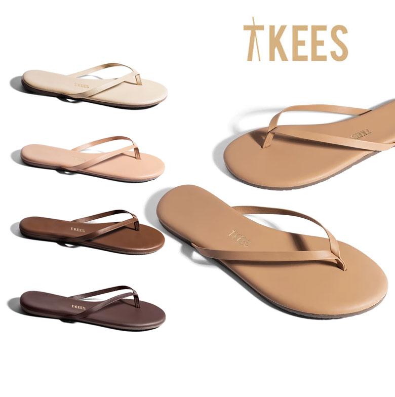 TKEES ティキーズ サンダル レディースSHIMMER W Foundations ビーチ ビーサン トング