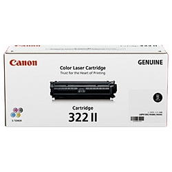 【純正品】CANON(キャノン) トナーカートリッジ CRG-322II ブラック 2653B001