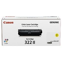 【純正品】CANON(キャノン) トナーカートリッジ CRG-322II イエロー 2647B001