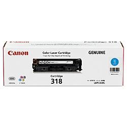 【純正品】CANON(キャノン) トナーカートリッジ CRG-318 シアン 2661B003
