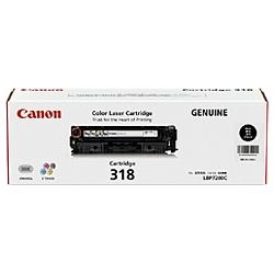 【純正品】CANON(キャノン) トナーカートリッジ CRG-318 ブラック 2662B003