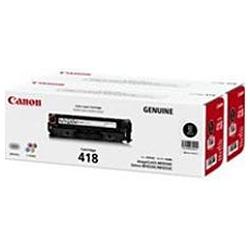 【純正品】CANON(キャノン) トナーカートリッジ418 (ブラック)VP 2662B008