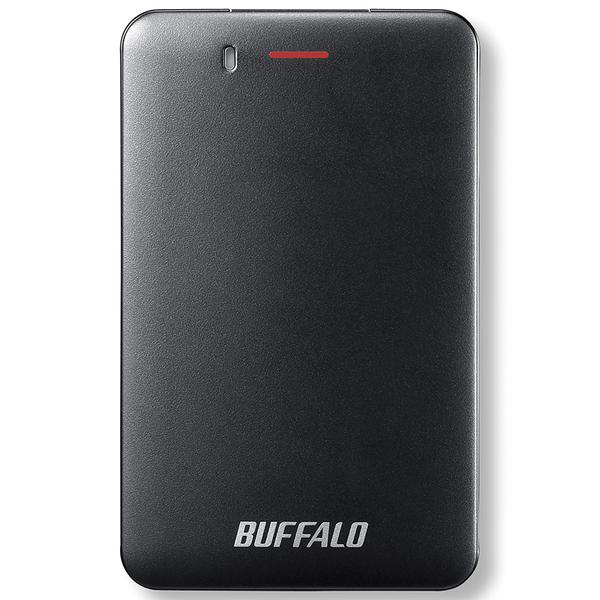 バッファロー SSD-PM240U3A-B