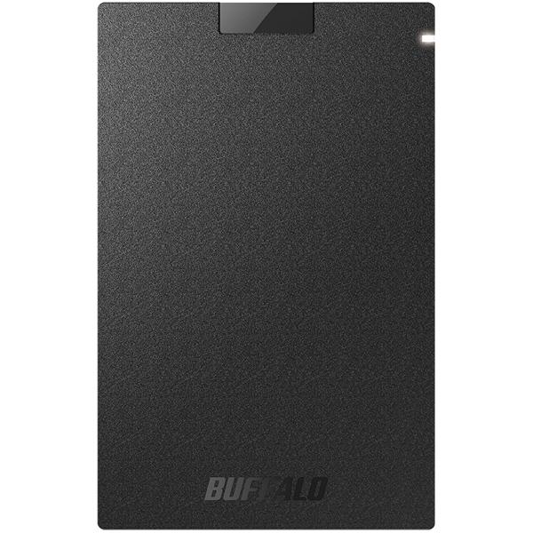 バッファロー SSD-PG480U3-BA