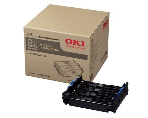 【純正品】OKI(沖データ) ID-C4KA イメージドラムユニット(C310dn/C510dn/C530dn/MC561dn/MC361dn)