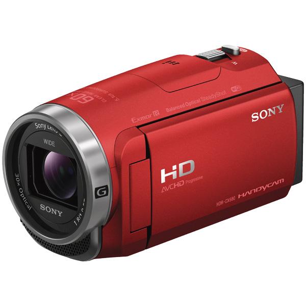 SONY HDR-CX680/R