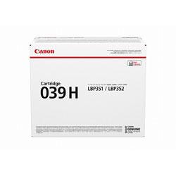 【純正品】CANON(キャノン) CRG-309H トナーカートリッジ039H 0288C001