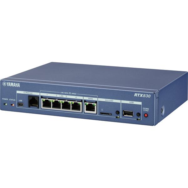 大幅性能向上と新規ネットワークへの対応小規模拠点向けギガアクセスVPNルーター ヤマハ ギガアクセスVPNルーター RTX830 安い 激安 格安店 プチプラ 高品質