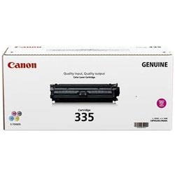 【純正品】CANON(キャノン) トナーカートリッジ335M (マゼンタ) 8671B001